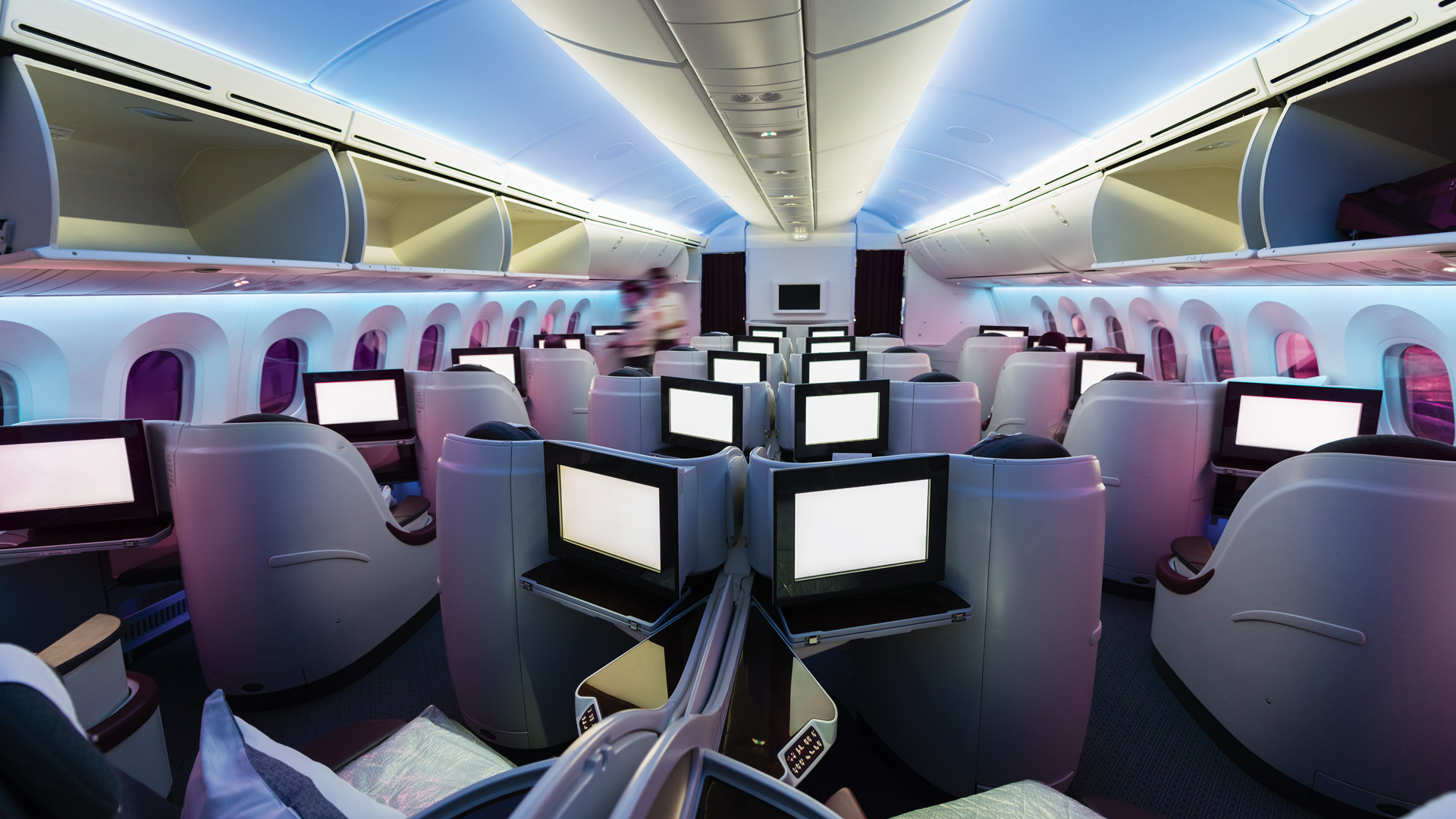 IFE & Cabin Systems
