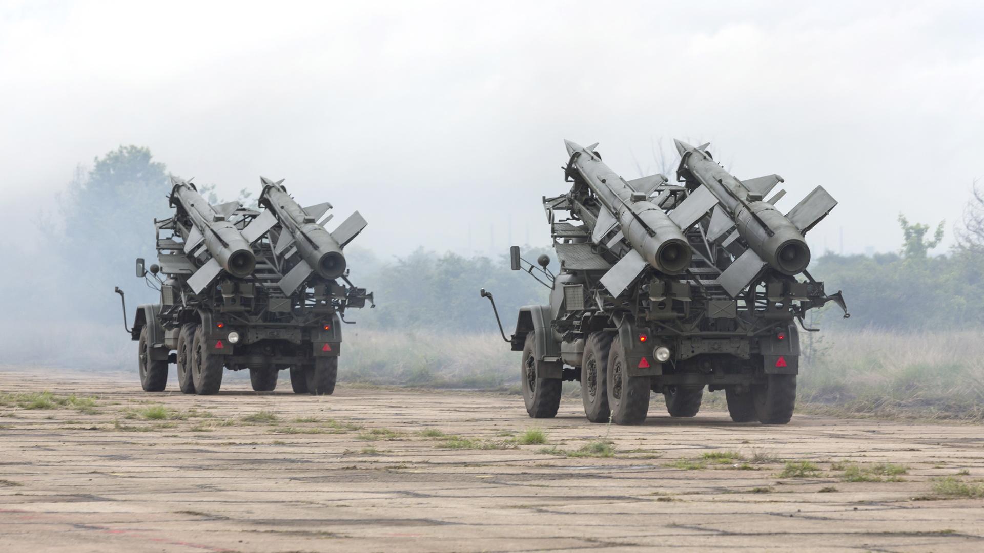 Ground vehicles