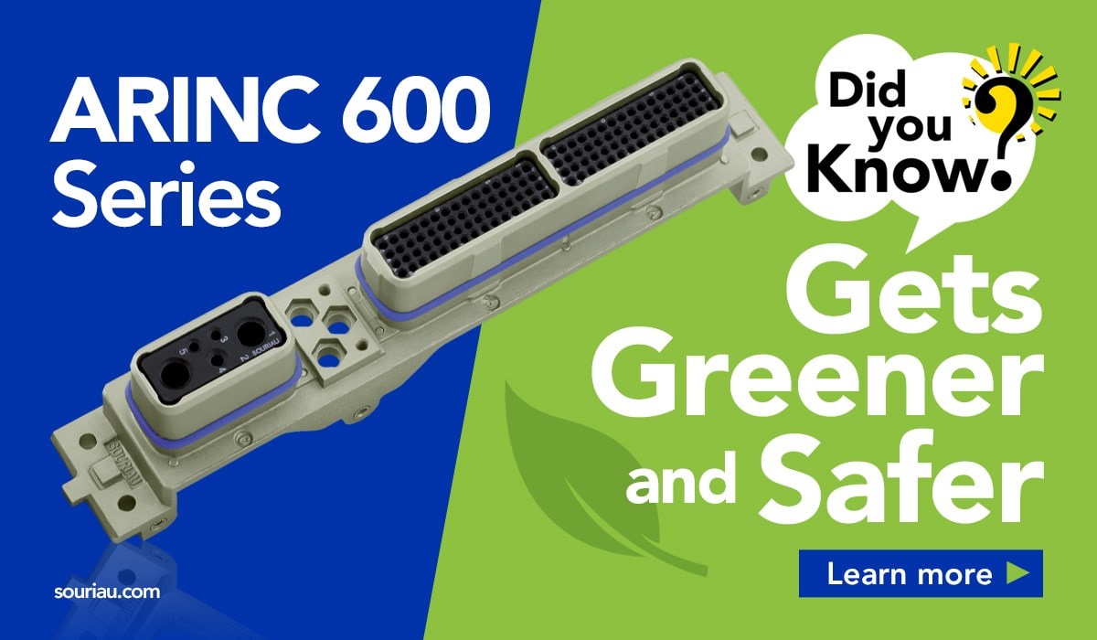 ARINC 600 Reach Compliant