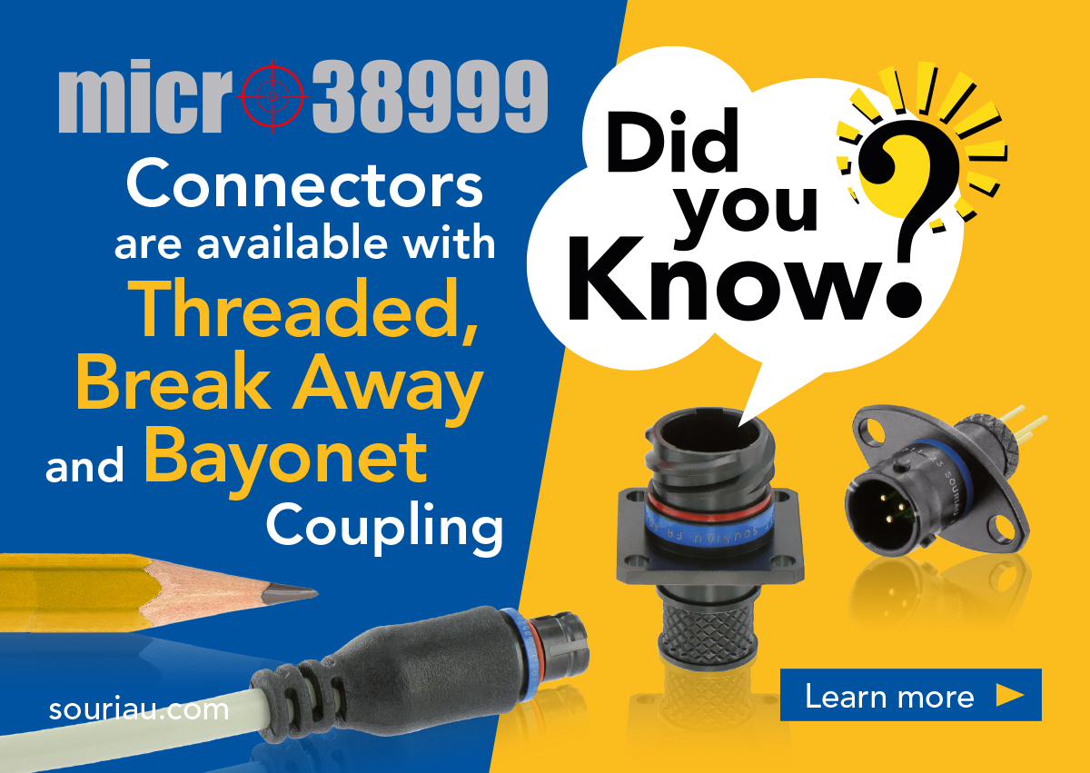 Did You Know micro38999