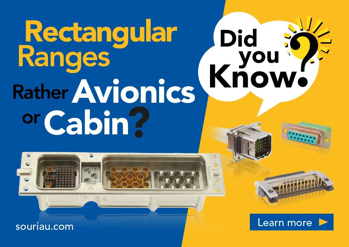 Cabin or avionics