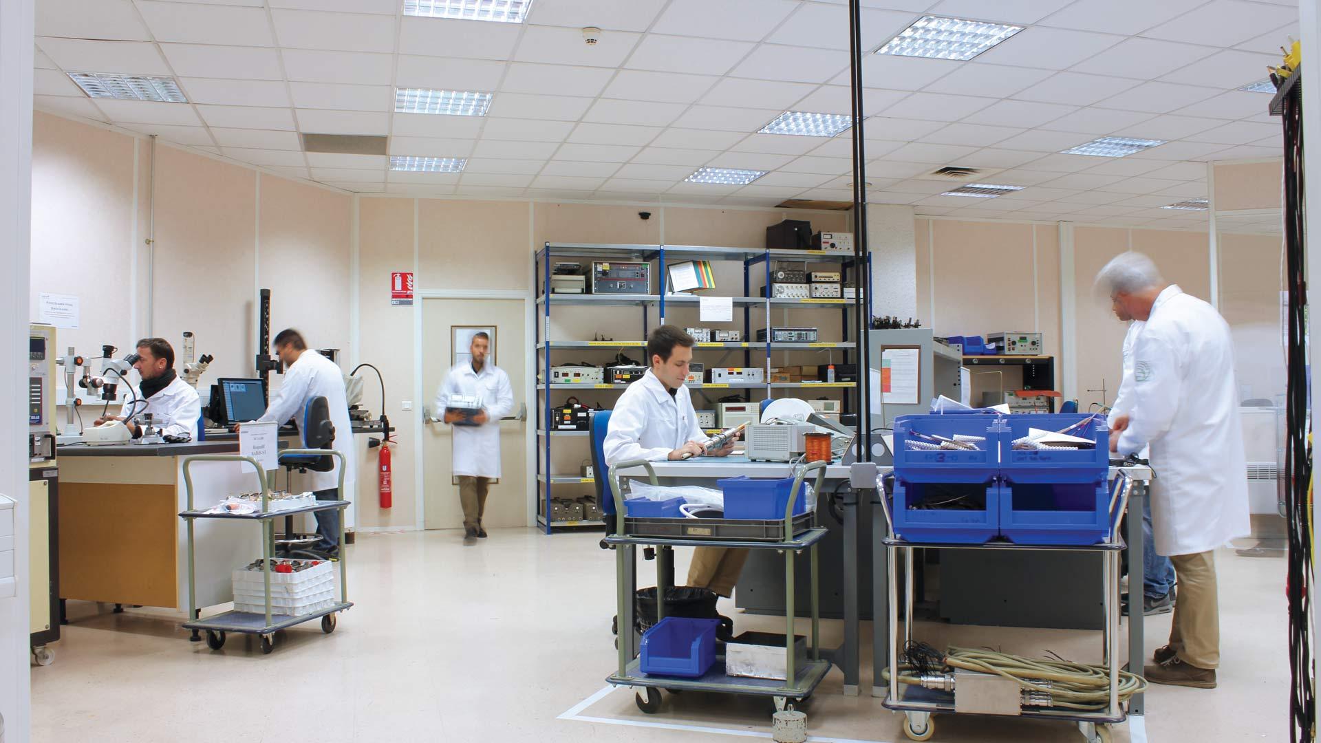 Test Laboratory