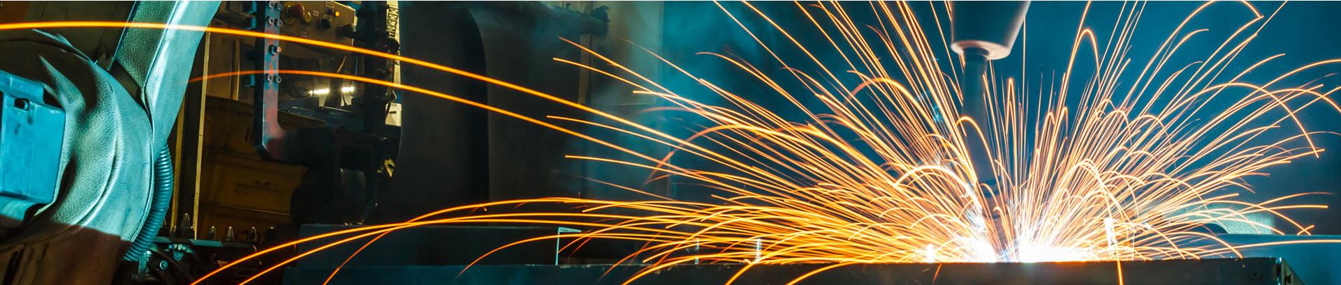 Connectors for welding equipment