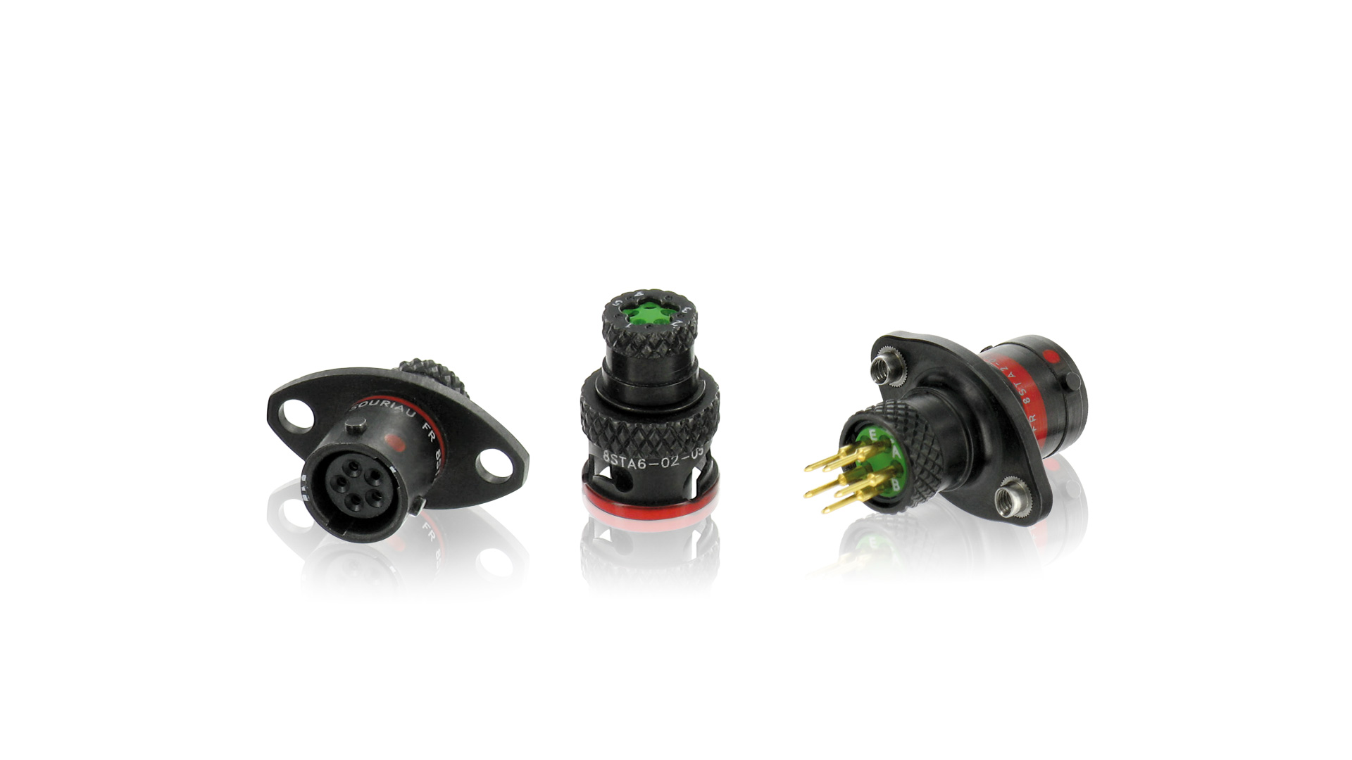 8STA Series - Miniature Connectors for Motorsports