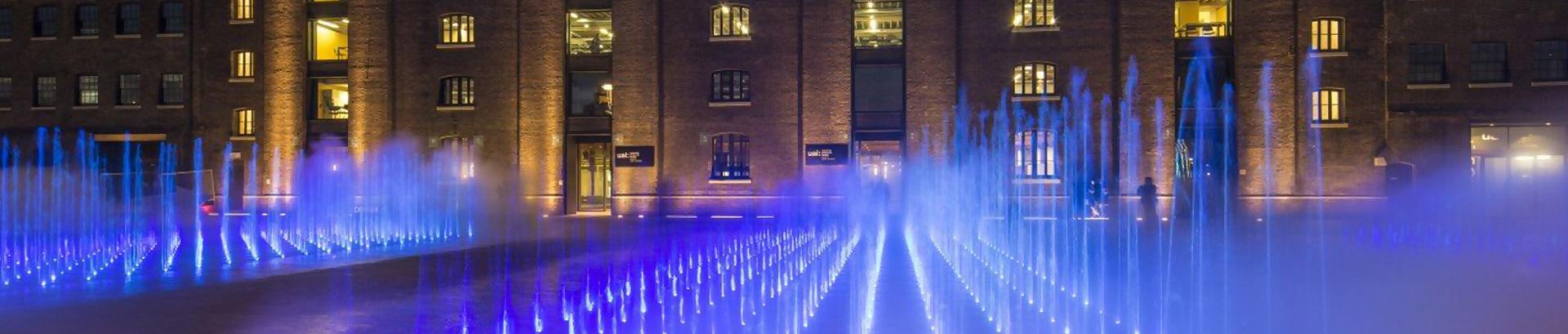 Verbindungslösungen für Anwendungen an Beleuchtungen und Gebäuden