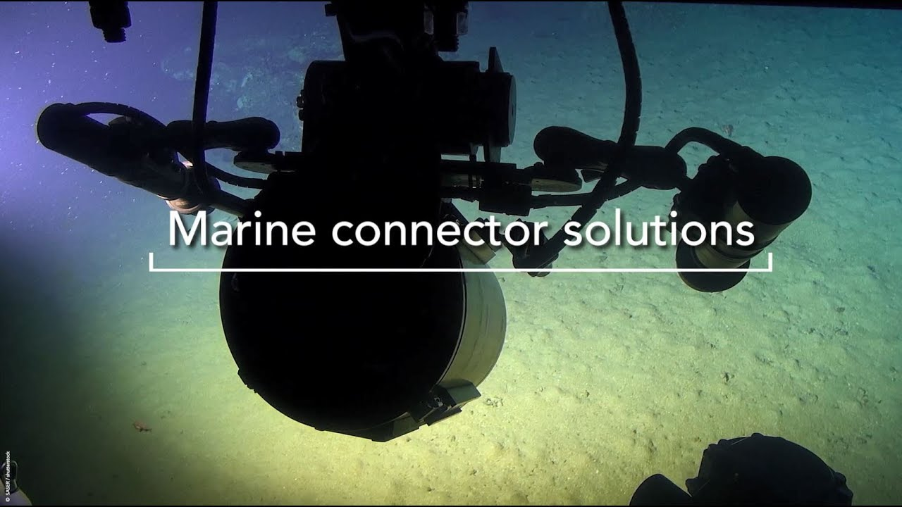 Marine connectors