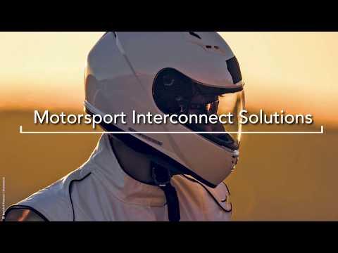 Connectors for motorsports