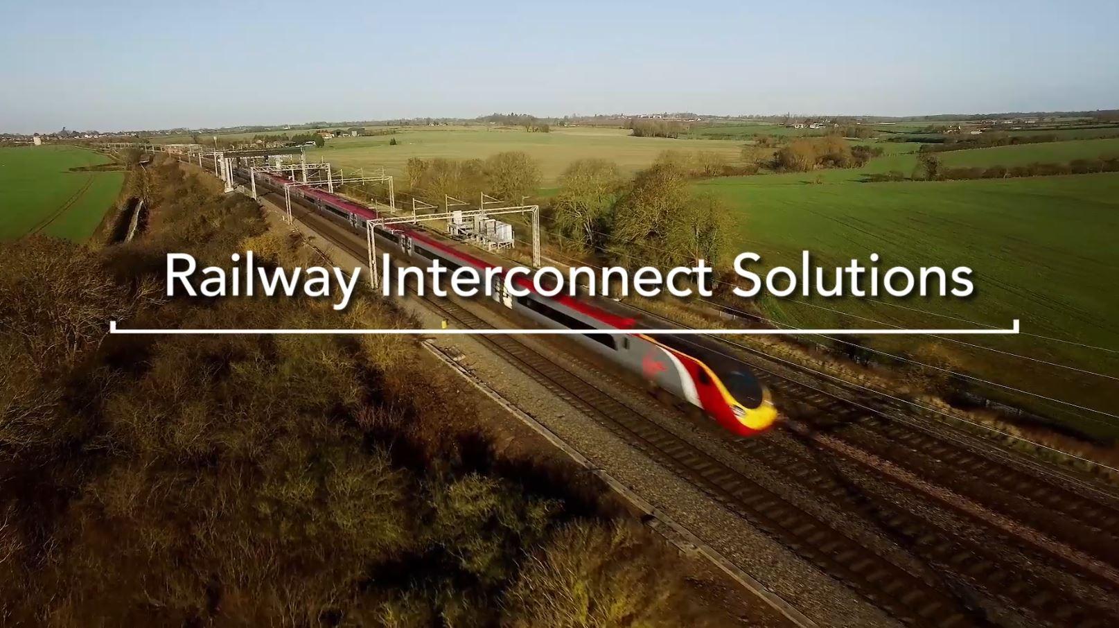 Railway connectors video